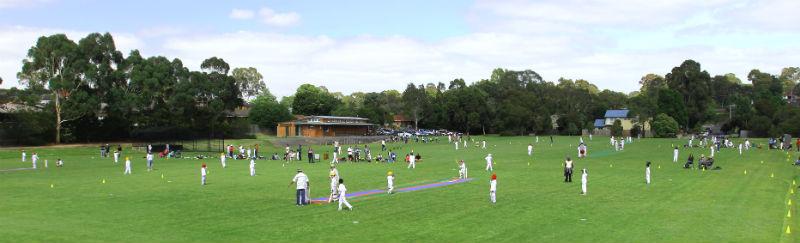Glen Waverley Junior Cricket League   Larpent Reserve, Hammence Street, Glen Waverley, Victoria 3150   +61 403 264 277